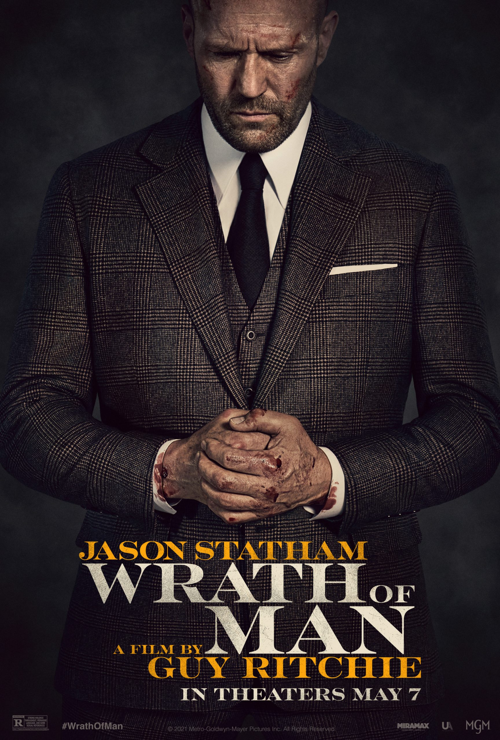 Jason Statham tái xuất với phim 'Wrath of Man'
