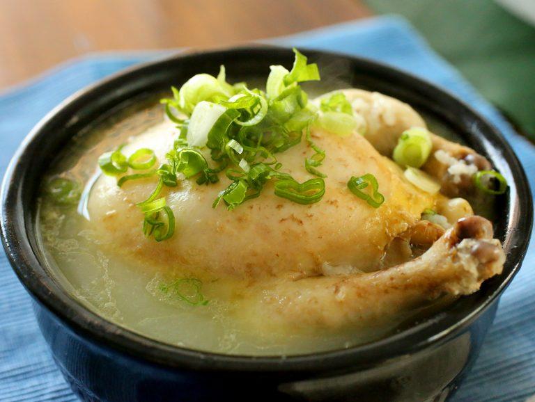 Hàn – Trung lại tranh chấp món 'gà hầm sâm'