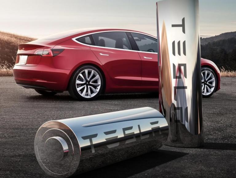 Loại pin mới sẽ giúp giá xe Tesla rẻ hơn