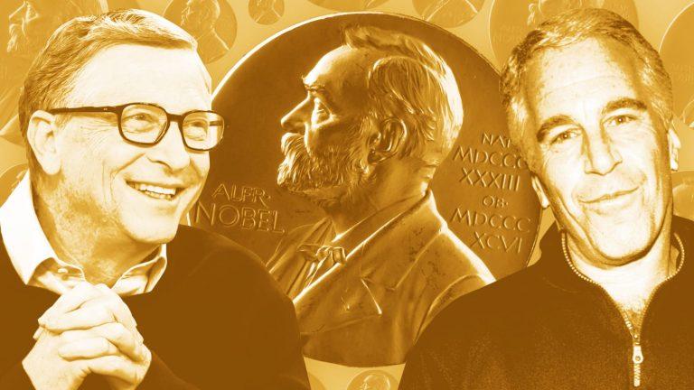 Bill Gates ước ao được giải Nobel Hòa Bình