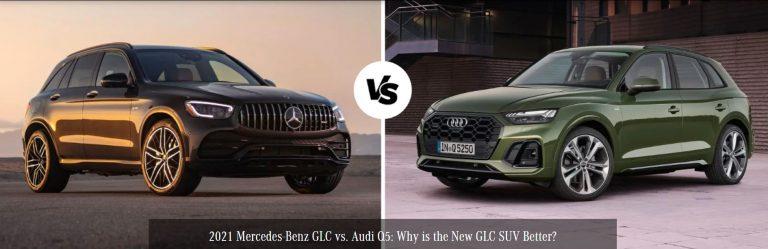 Audi Q5 – Mercedes GLC: 'Ngang tài, ngang sức'