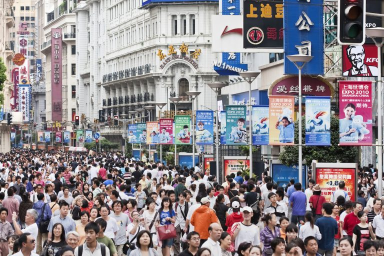 Trung Quốc: 'Già trước khi giàu'