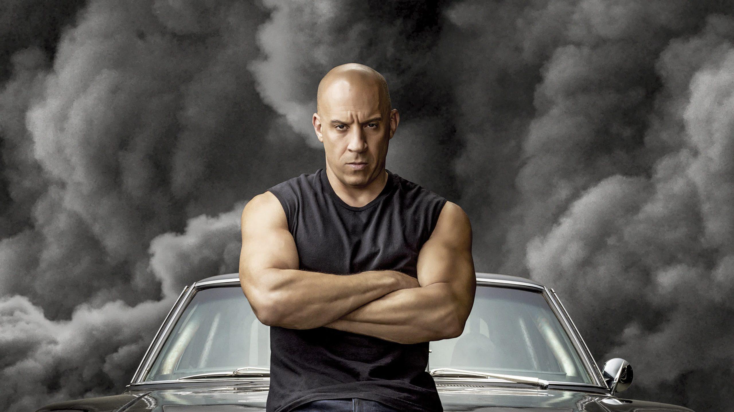 Siêu anh hùng của Vin Diesel trong 'Fast & Furious'