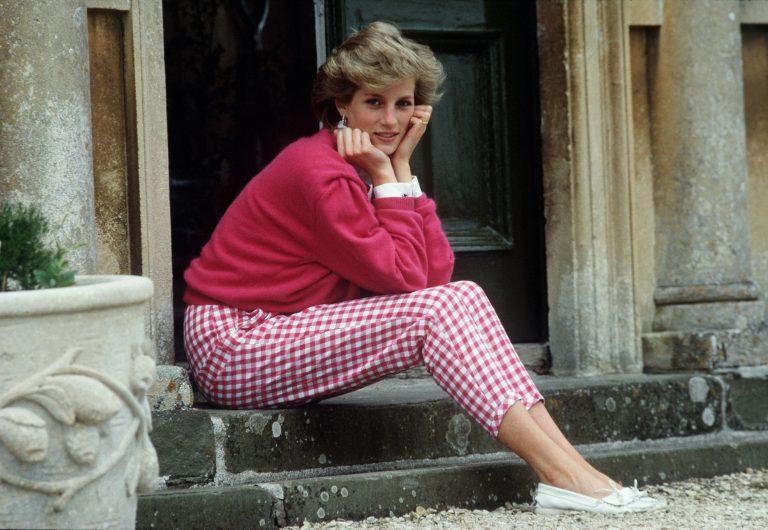 Công nương Diana và những giá trị cuộc sống