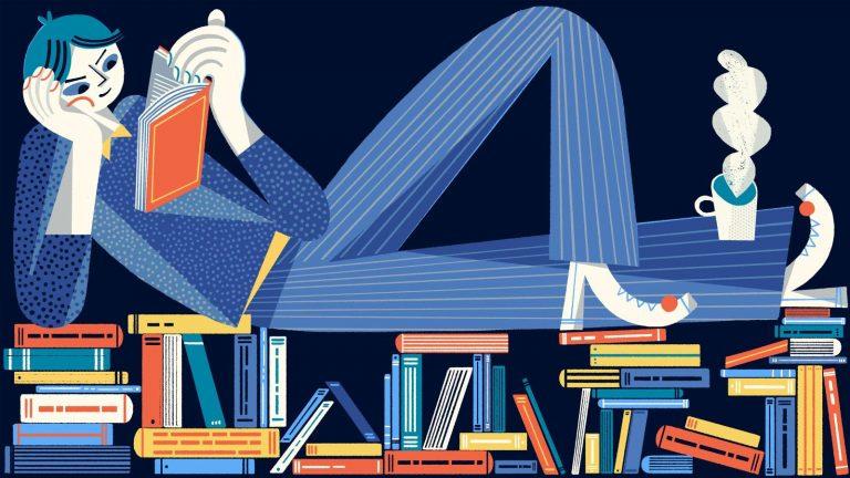 Sách, là người bạn tử tế nhất: Đọc sách càng nhiều, phúc khí càng lớn!
