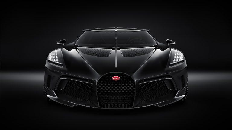 Siêu xe 19 triệu đô: Bugatti La Voiture Noire