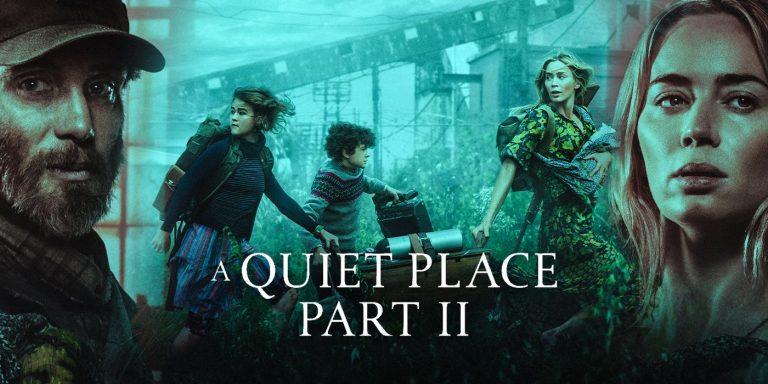 'A Quiet Place Part II'