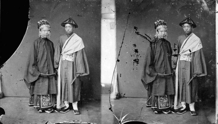 'Điển hôn' – Nỗi khiếp sợ của phụ nữ Trung Hoa xưa