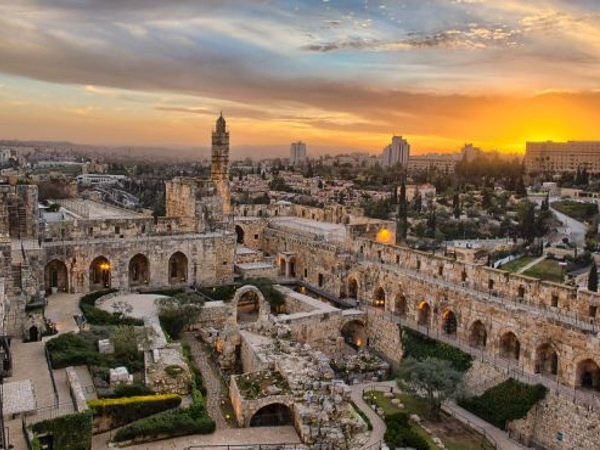 Thành thánh Jerusalem